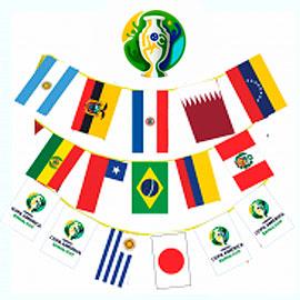 Banderin Copa America