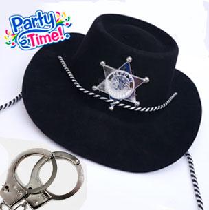 Sombrero cheriff