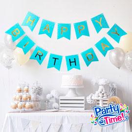 banderola happy birthday celeste