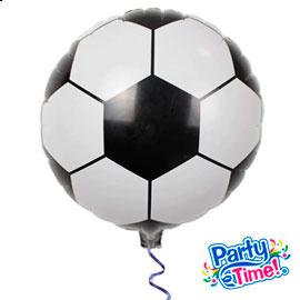 globo foil balon futbol