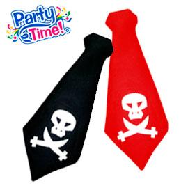 Corbata Pirata