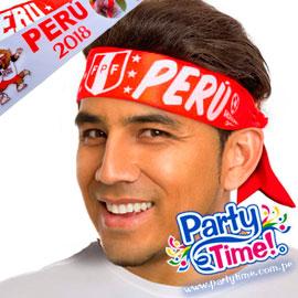 Cinta FAN PERU