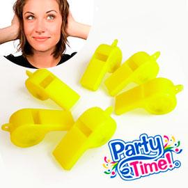 Pitos amarillos