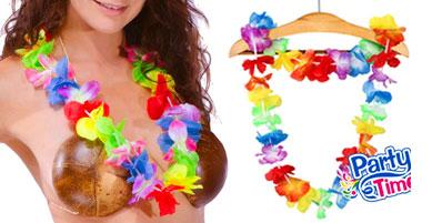 Línea hawaiana Collar Jaspeado