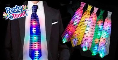 Corbata LED
