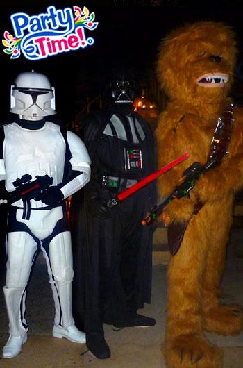 disfraz trooper